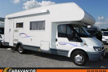 Camping car occasion seclin