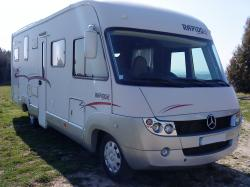 A vendre camping car occasion particulier