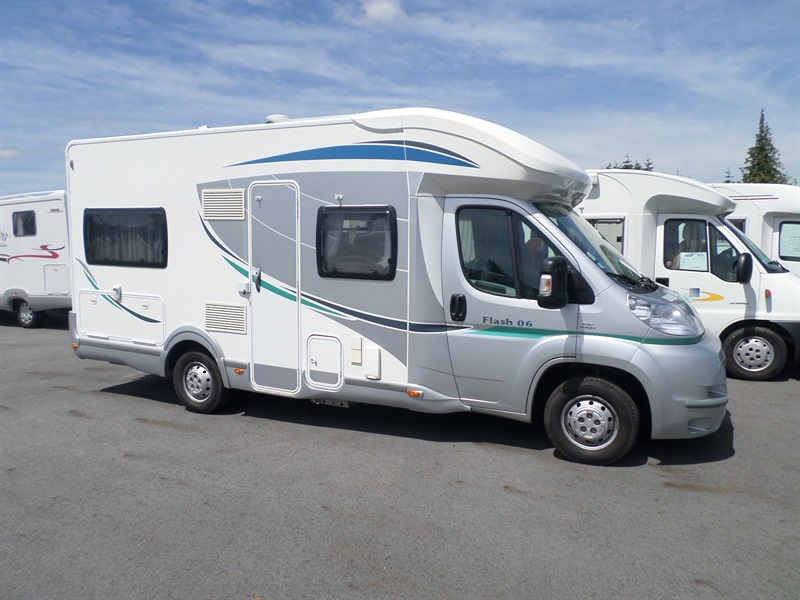 Camping car occasion top annonces
