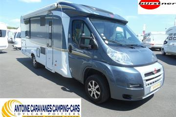 Poitiers camping car occasion