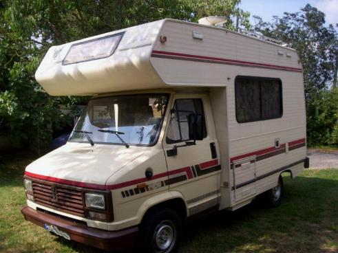 Camping car occasion j5 camping car occasion annee 1990