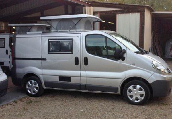 Voiture amenage camping car occasion