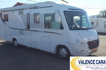 Camping car pilote g741c occasion
