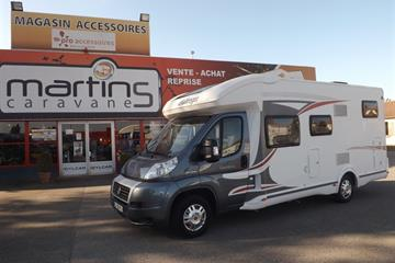 Camping car clermont ferrand