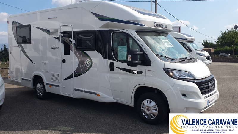 Camping car occasion drome 26