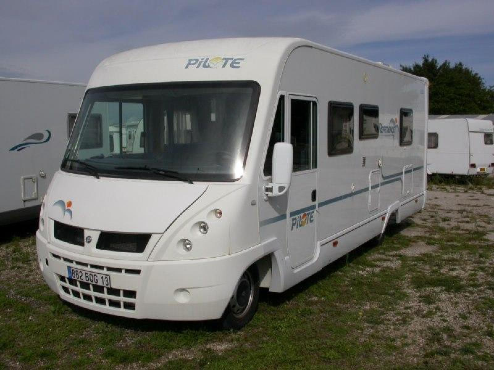 Camping car occasion bouches du rhone
