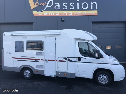Occasion camping car compact