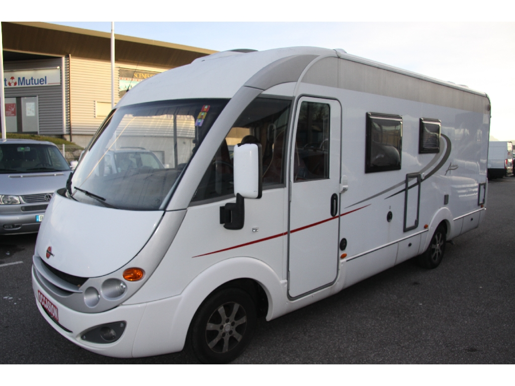 Camping car occasion burstner aviano i 684