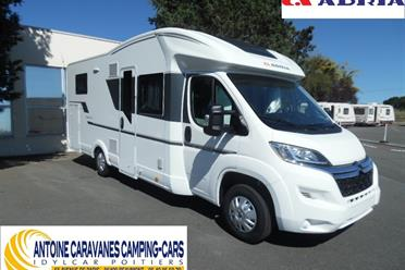 Camping car occasion poitiers