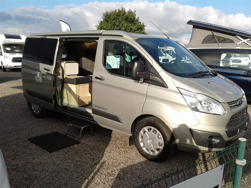 Camping car campereve d occasion