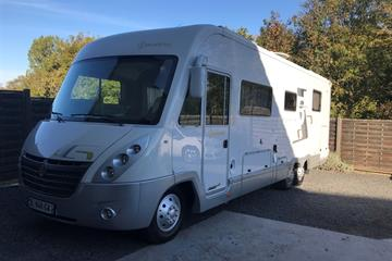Camping car occasion strasbourg