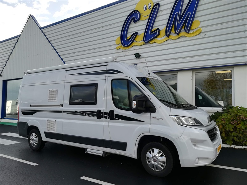 Camping car occasion chambery