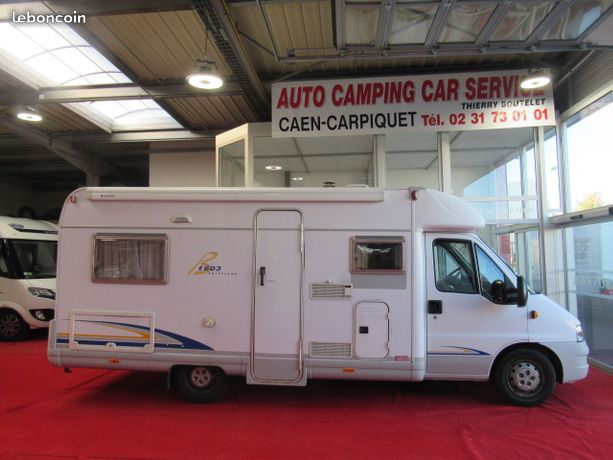 Camping car occasion particulier le bon coin 17