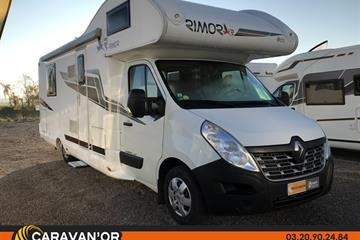 Camping car occasion tours nord
