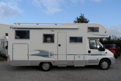 Camping car hobby 600 occasion allemagne