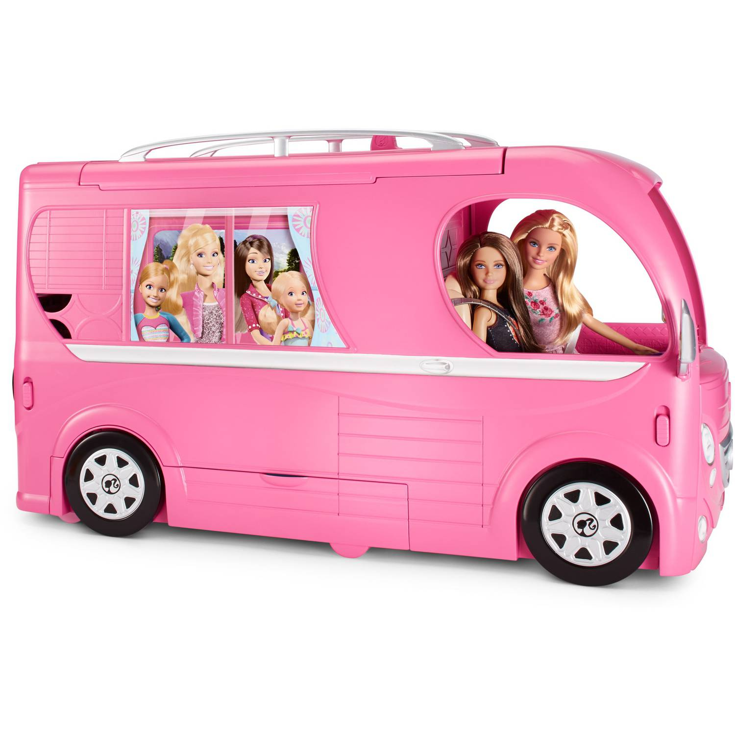 Camping car barbie camping car jura
