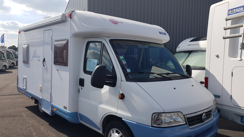 Camping car occasion manche