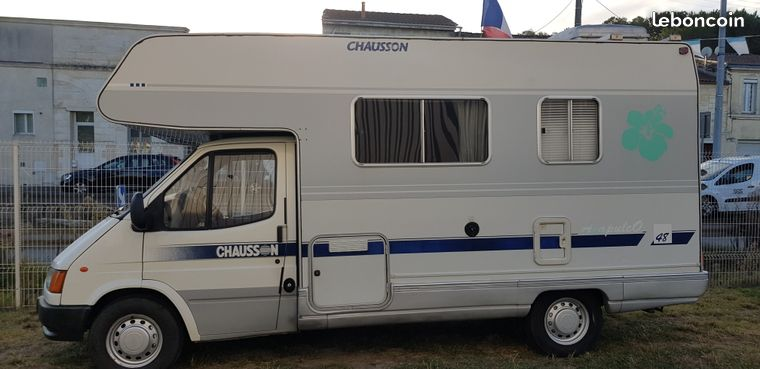 Le bon coin 22 camping car occasion