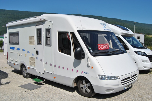 Camping car occassion
