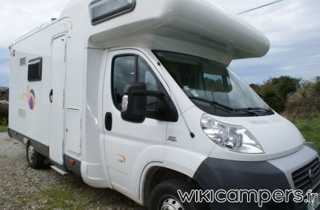 Location camping car brest