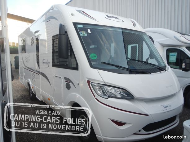 Camping car occasion ardennes