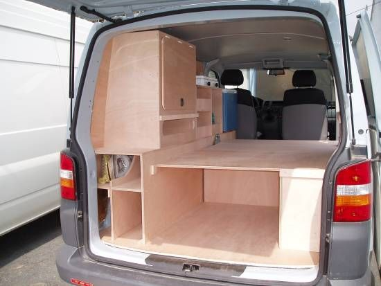 Camping car t5 occasion