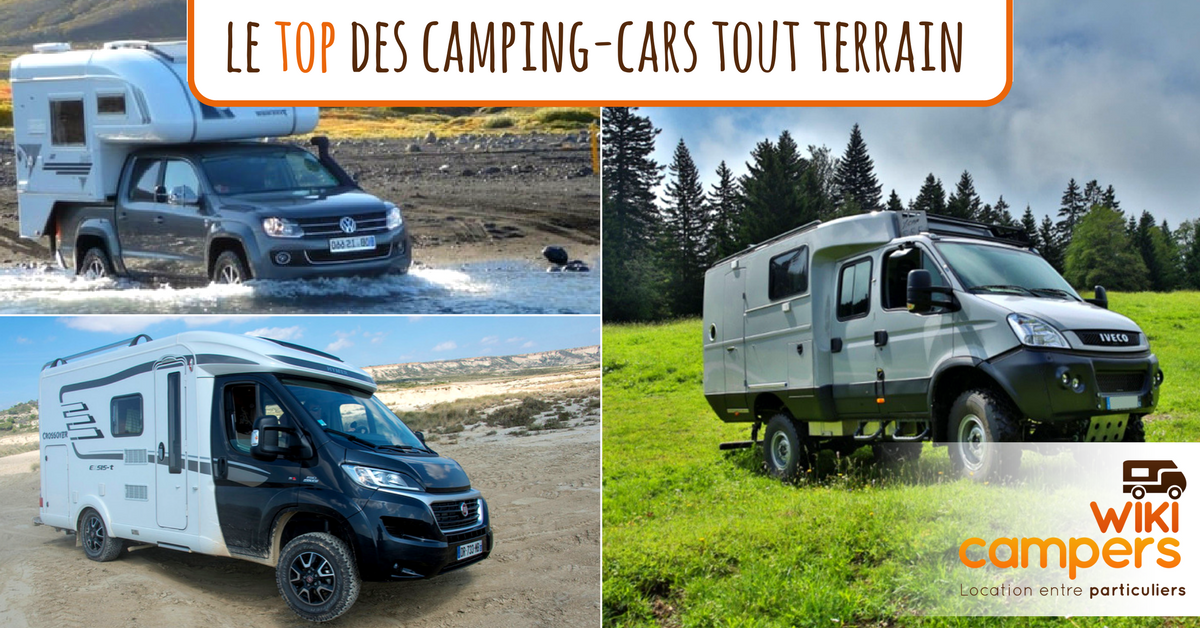 Camping car tout terrain occasion