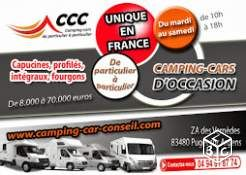 Camping car occasion conseil