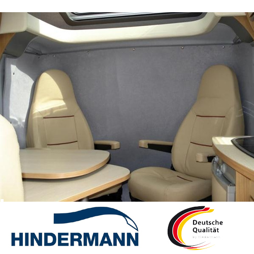 Rideau isotherme camping car fiat ducato