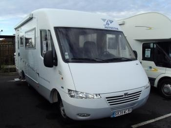 Occasion camping car autostar
