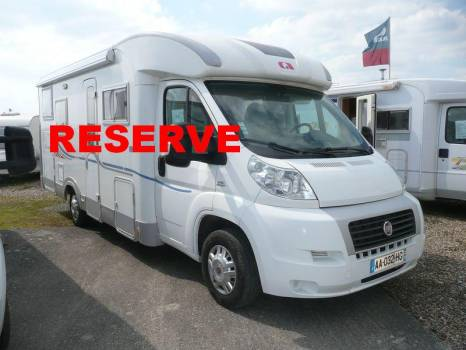 Camping car occasion evreux