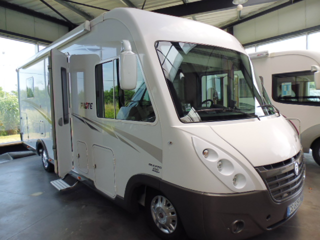 Camping car occasion horizon bordeaux