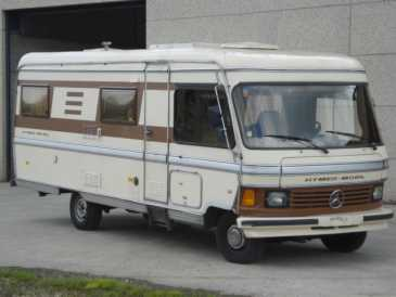 Camping car occasion integral