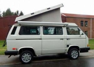 Camping car occasion volkswagen t3