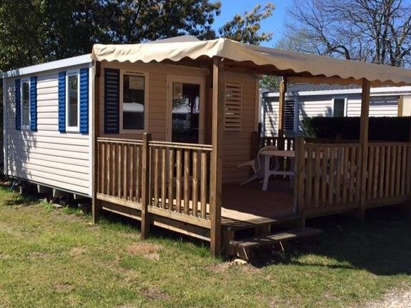 Camping mobilhome bordeaux