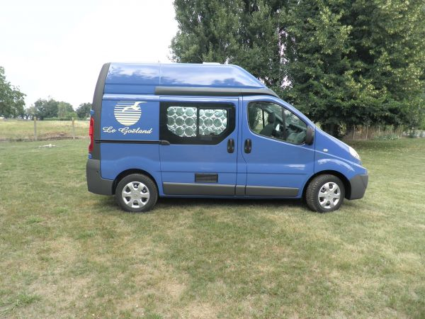 Camping car 2 personnes occasion