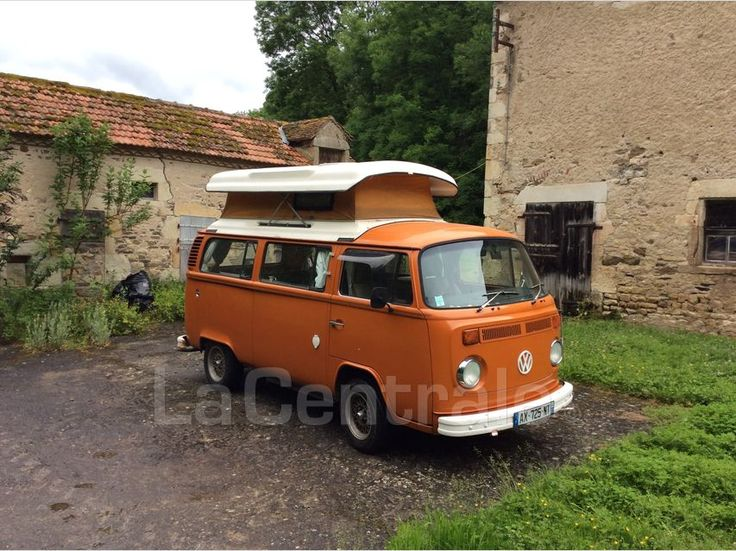 Camping car occasion france