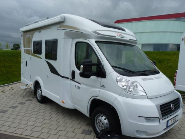 Camping car occasion 6 m