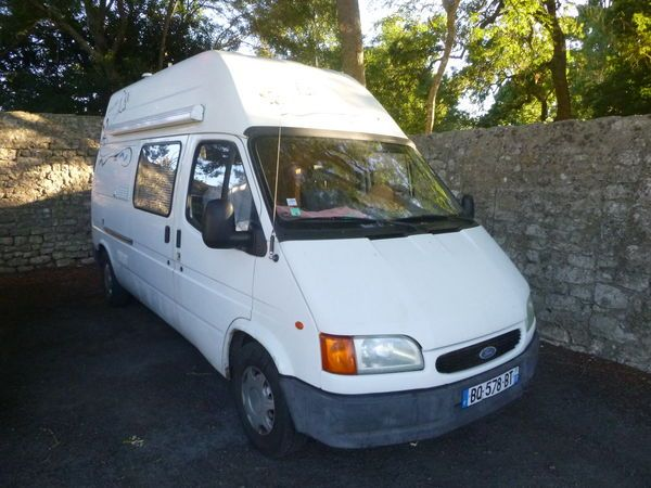 Camping car occasion charente camping car salon