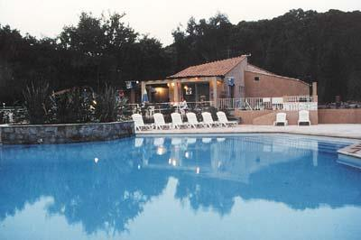 Camping corse benista