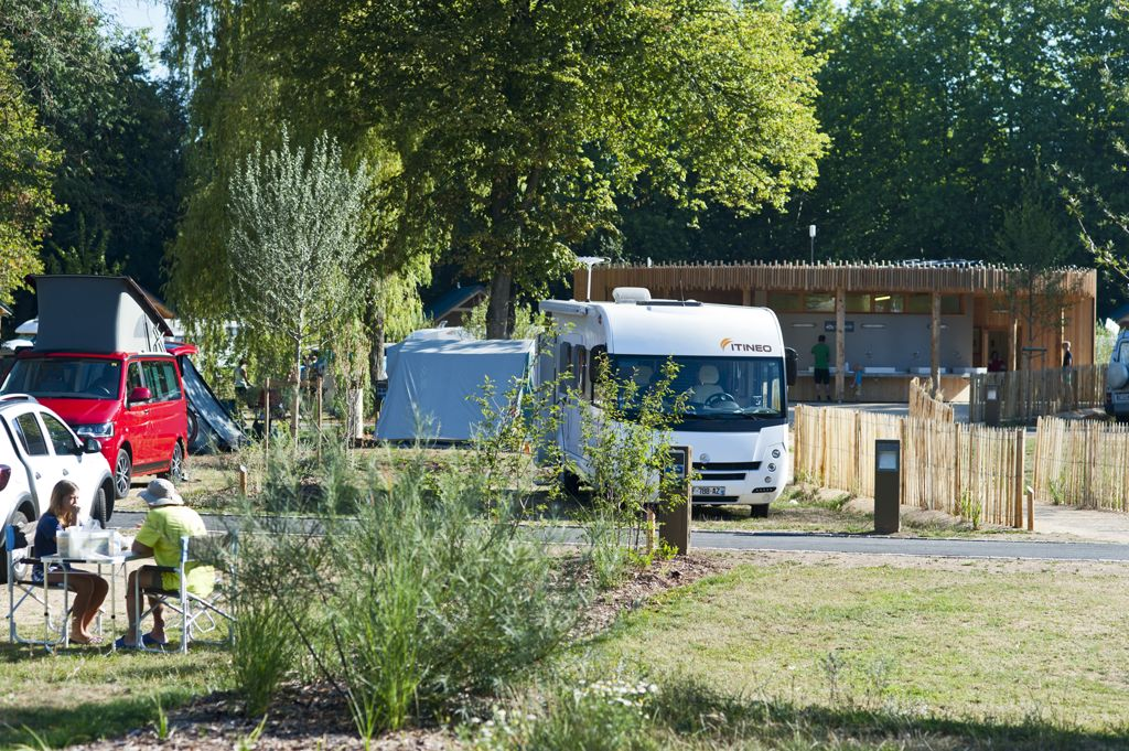 Aire camping car strasbourg