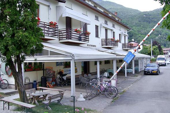 Location mobilhome lac de come italie