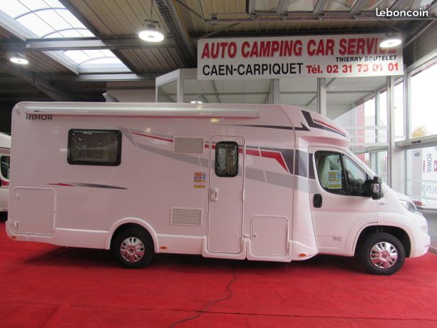 Camping car occasion barentin