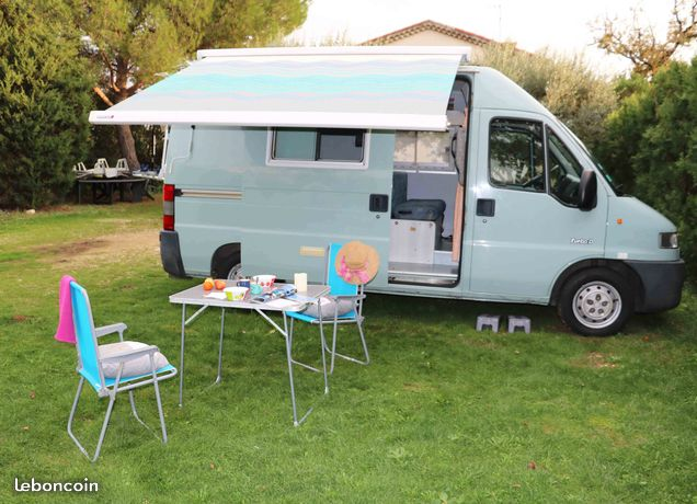 Camping car occasion gard particulier camping car occasion grand salon