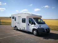 Camping car occasion aube
