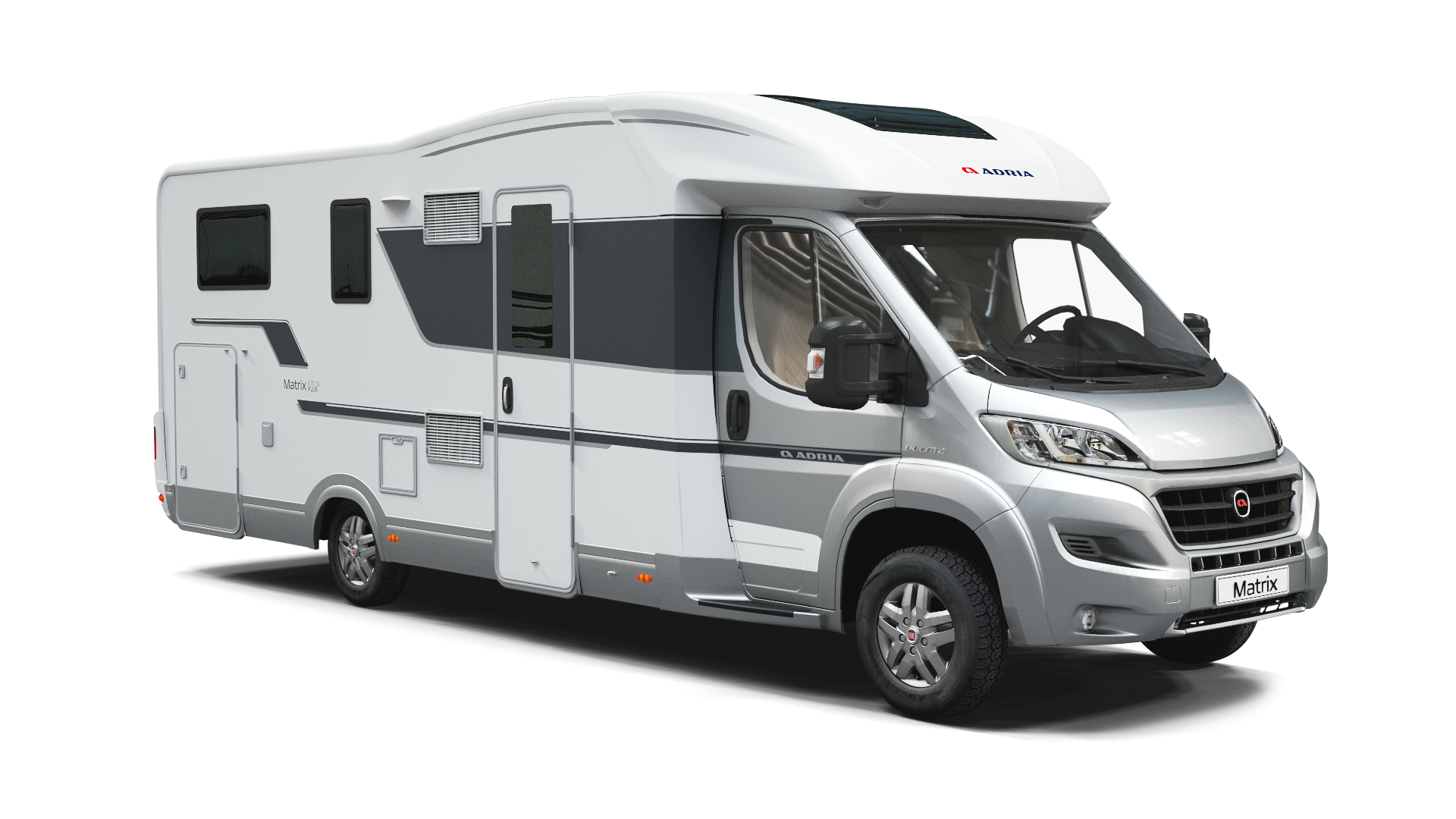 Camping car adria matrix plus 670 sc
