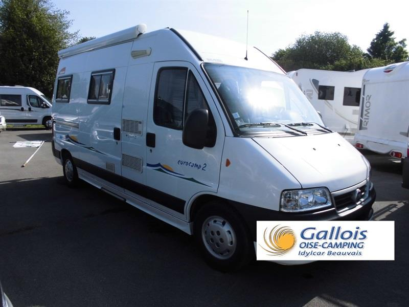 Camping car occasion gallois