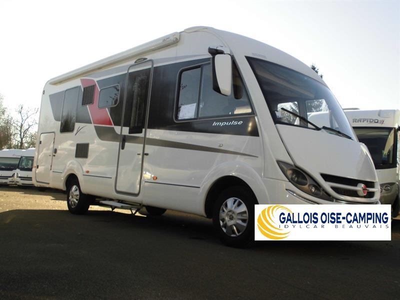 Gallois camping car