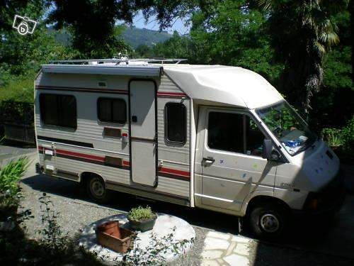 Camping car occasion charente maritime