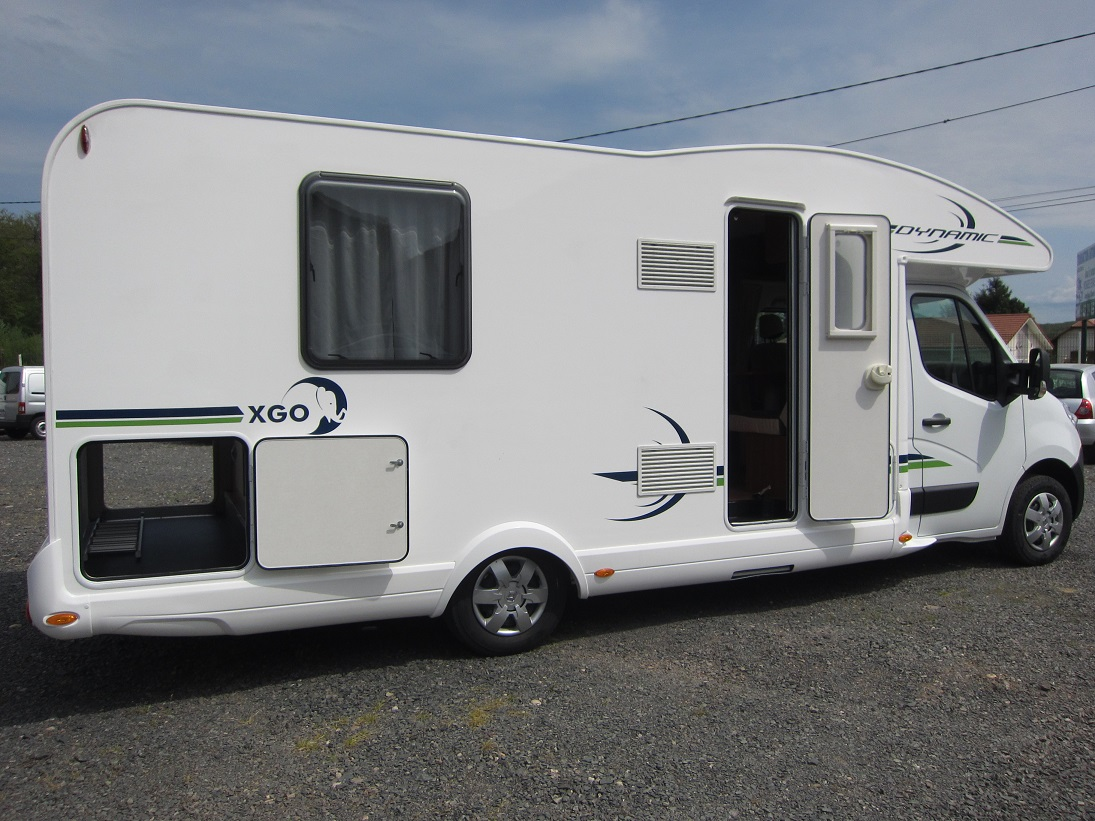 Camping car xgo dynamic 69 camping car occasion haute vienne